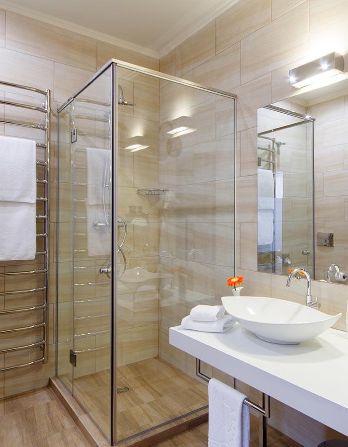 Badkamer verbouwen door de installateur uit Haarlem